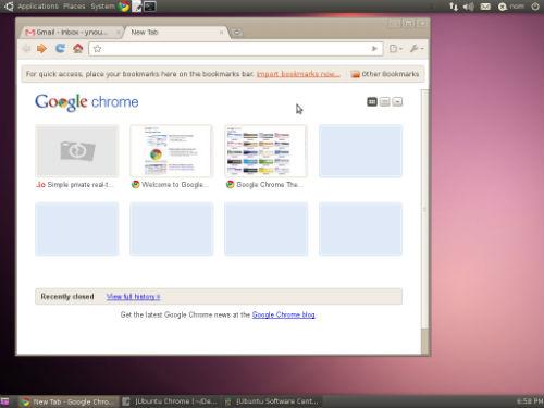 google-chrome-ubuntu